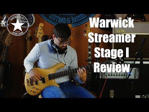 Warwick Streamer Stage I   angeldust-guitars.com