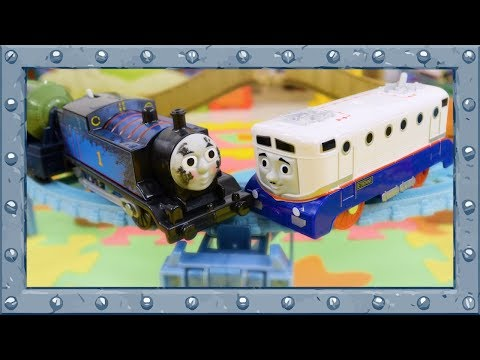 Incredible Power Challenge | TrackMaster | Thomas and Friends #74