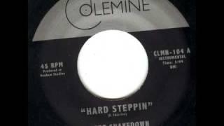 "Ikebe Shakedown - ""Hard Steppin'"" - Afro Funk 45"
