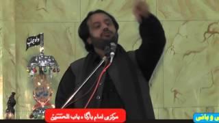 zakir saqlain ghallu bab-ul-hussain D.G khan tayari 2014