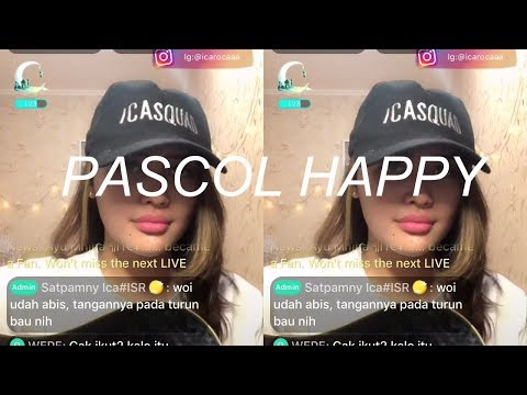 BIGO LIVE HOT PASCOL HAPPY - WAJIB JOMBLO