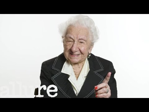 How to Love What You Do, According to 100-Year-Olds   Allure