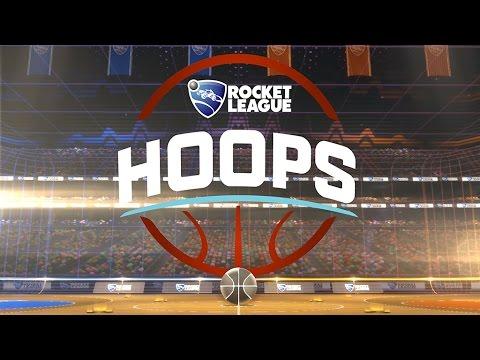 Rocket League: Hoops Mode