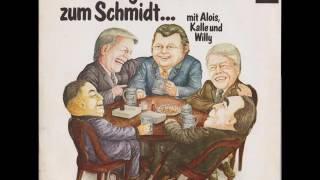 Da sagt der Strauss zum Schmidt … – 1/2