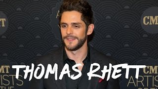 Cmt Radio  Is Thomas Rhett Or His Wife The Star Of The Show?