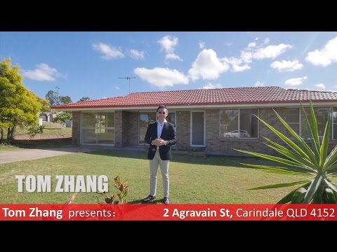 Tom Zhang presents - 2 Agravain St, Carindale QLD 4152