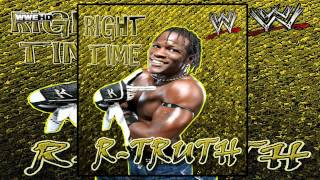"WWE: R-Truth Theme Song ""Right Time""+ Download Link"