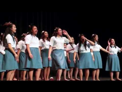 2013 St Joseph's Māori Girls' College Cultural Fes