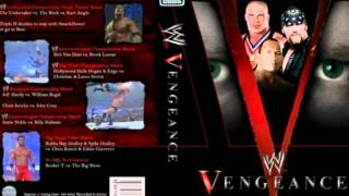 WWE Vengeance 2002 Theme Song Full+HD