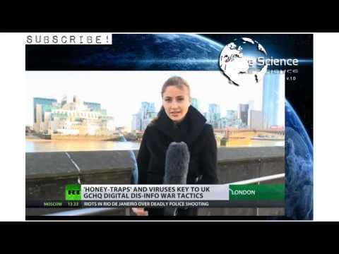 Virus & Computer Hack  GCHQ spy arsenal revealed