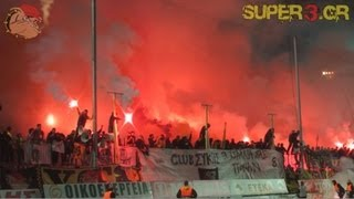 Video ARIS vs paok 2-2    EXTREME old style support by ARIS' fans (2013) download MP3, 3GP, MP4, WEBM, AVI, FLV Maret 2017