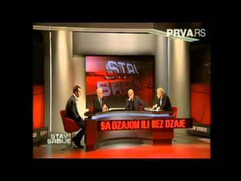 Stav Srbije Prva TV: Goran Bunjevčević, Milojko Pantić i Božidar Cerović - 20.10.2013.