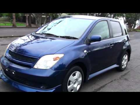 Toyota Ist 1 3F Limited Edition 2004 97kms 1 3L Auto