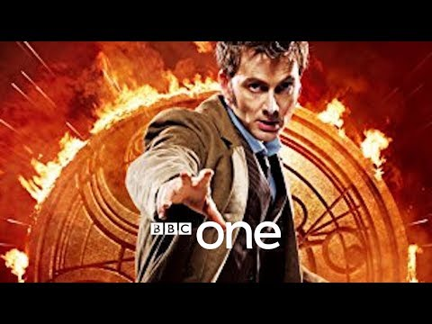 Doctor Who 2008-10 Specials: BBC One TV Trailer (HD)