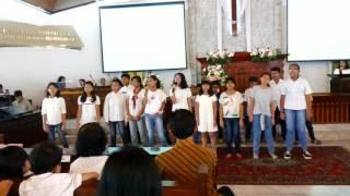 Kami anak anak terang (Pujian kelas besar GKJ Joglo tgl. 23-07-2017 pagi)