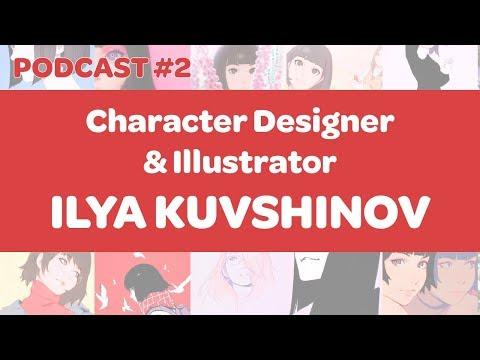 ilya-kuvshinov,-character-designer-&-illustrator:-podcast