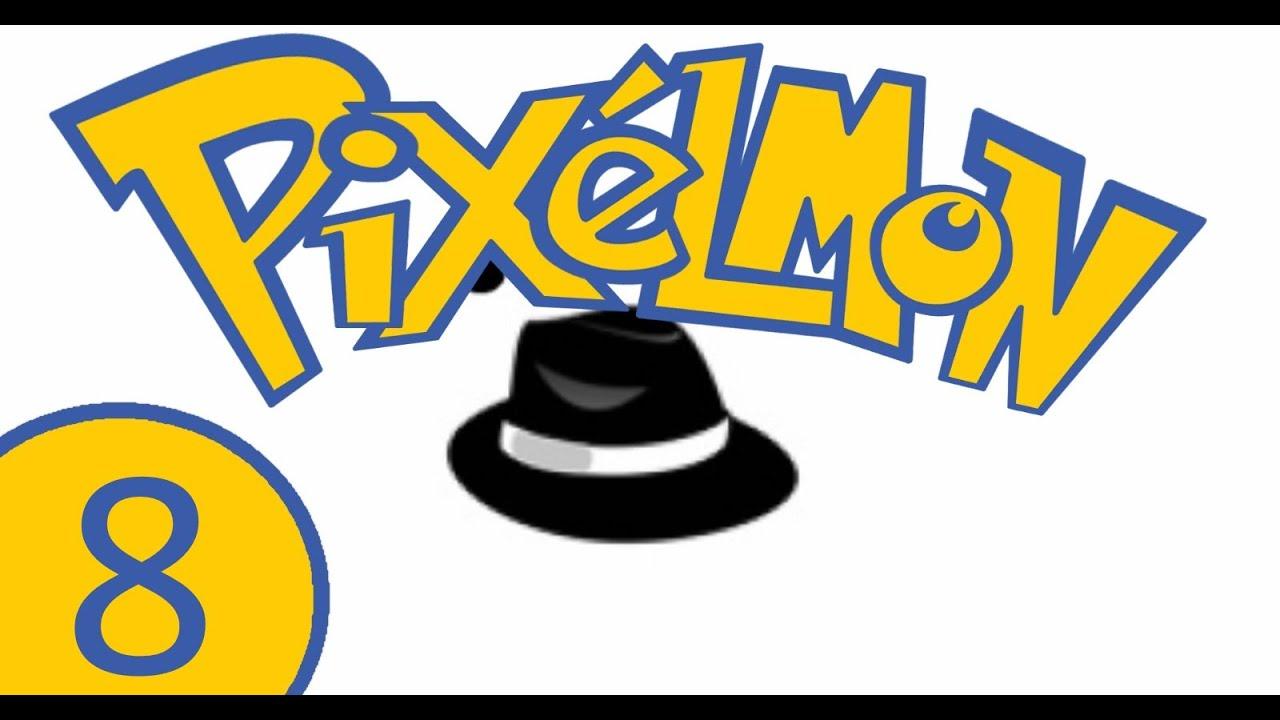 Pixelmon #8 - All the Cheats