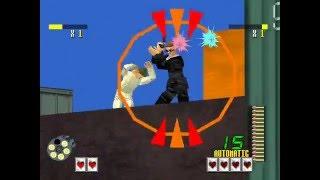 Virtua Cop arcade 2 player