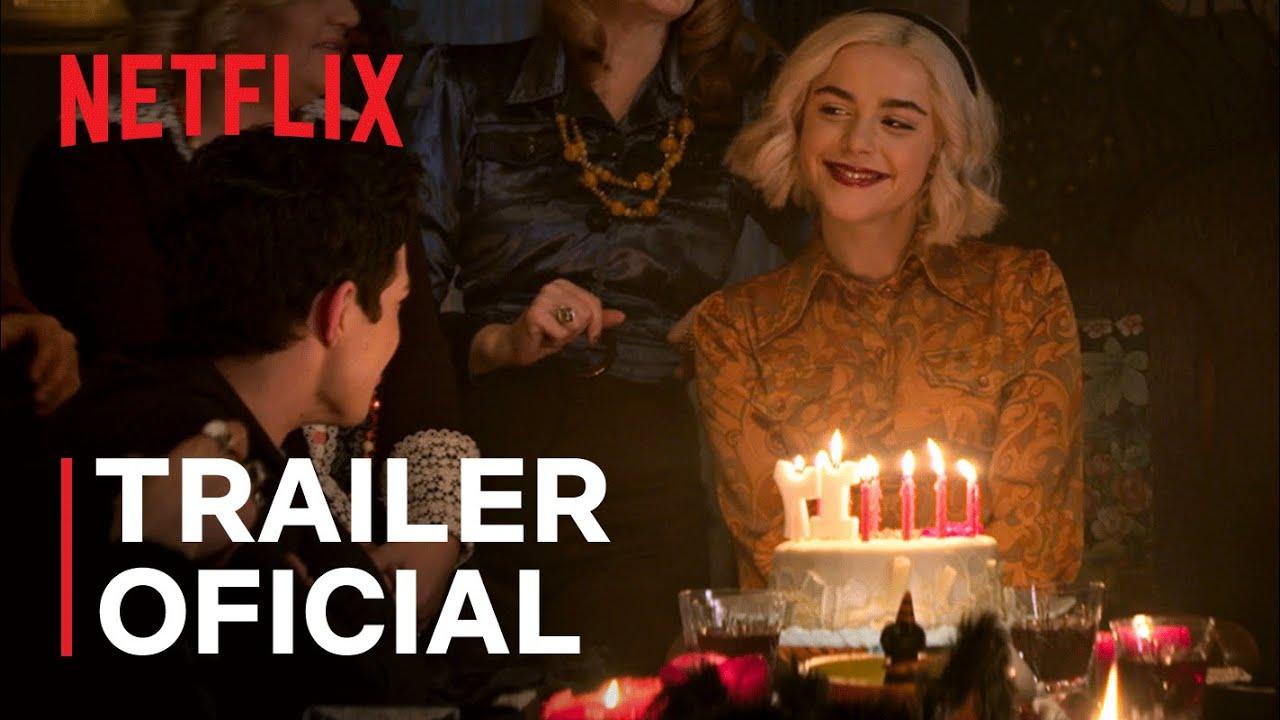 O Mundo Sombrio de Sabrina: Parte 4 | Trailer oficial | Netflix