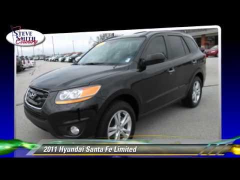 2011 Hyundai Santa Fe Limited - Springdale