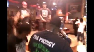 PREFORMING LIVE AT FAT BOY'S BAR AND GRILL