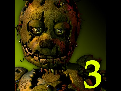 FNAF 3 APK DOWNLOAD + Gameplay