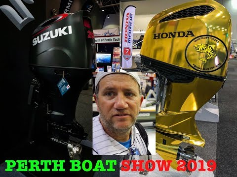 2019 Perth International Boat Show  #boats #fishing #luxury #outboards