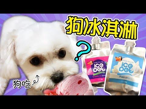 小狗可以吃的冰激淋?!coco會喜歡哪一款呢?小伶玩具 | Xiaoling toys