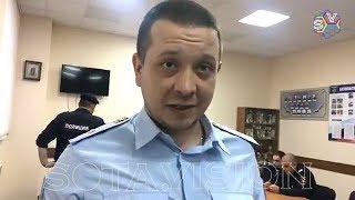 В ментовке после акции 5 мая в Москве: бой Ирины Яценко за закон