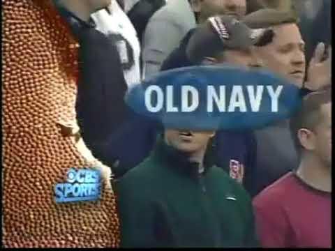 2003 NFL on CBS Promo 16