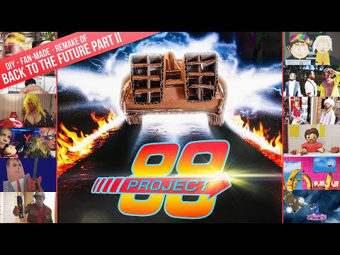 Project 88 - Back to the Future Too