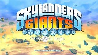 Skylanders: Giants Wii U Playthrough - The Collection Is Getting Bigger