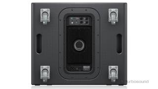 TURBOSOUND MILAN M18B Powered Subwoofer Overview