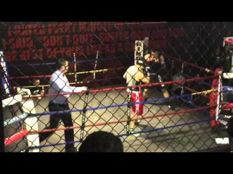 Tuvalu boxer round 1