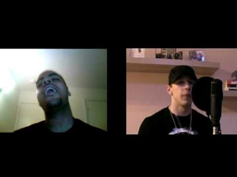 Pitbull, Ne-Yo - Give Me Everything COVER by Staz & John Michael  (NEW R&B SEPTEMBER 2011)