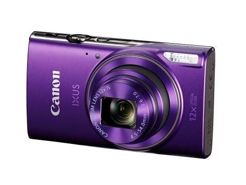 Canon Ixus 285 HS la Recensione da TechOnAir.it | ITA