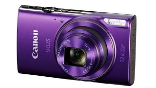 canon Ixus 285 HS la Recensione da TechOnAir.it  ITA