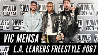 Vic Mensa Freestyle w/ The L.A. Leakers - Freestyle #067