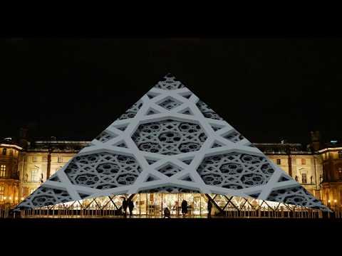 Célébration de l'ouverture du Louvre Abu Dhabi
