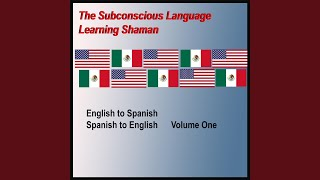 Spanish Shaman Regular Verb Ganar Means to Win