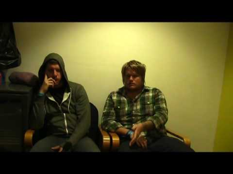 Underoath Interview With LiveTheScene.com (Part One)