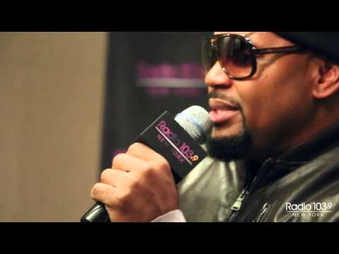 "Avant Performs ""Special"" LIVE at Radio 103.9 Studios"