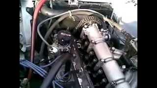 Как отрегулировать клапана и зажигание + метку ГРМ