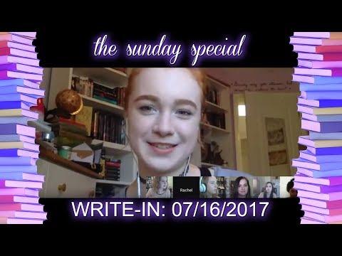VIRTUAL WRITE-IN: 07/16/2017