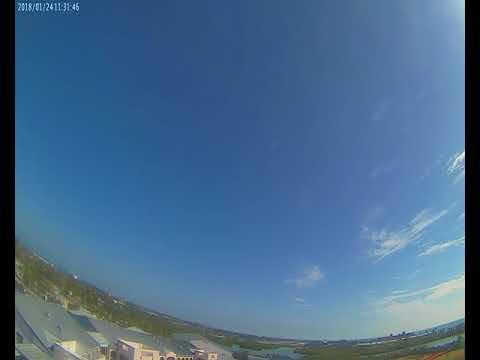 Cloud Camera 2018-01-24: Key West High School