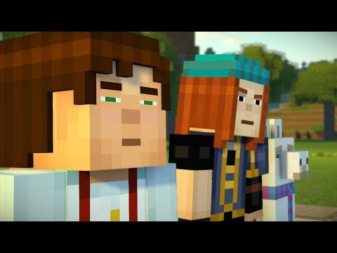 Minecraft: Story Mode - Lluna Llama - Season 2 - Episode 1 (3)