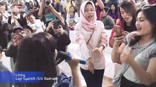 Lebby Lagi Syantik Uwik Uwik Cinta Live