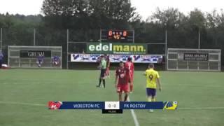 Видеотон - Ростов  -1-0