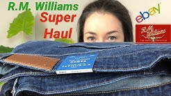 Super Haul R.M. Williams New With Tags + OP Shopping With The Fam