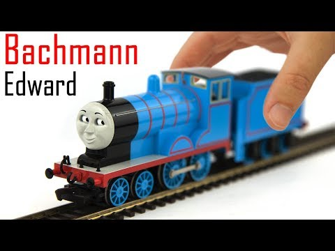 Unboxing the Bachmann Edward from Thomas & Friends